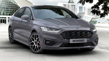 2019 Ford Mondeo – Gallery