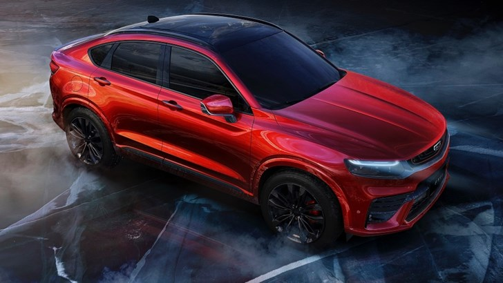 2019 Geely FY11