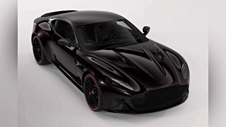 2019 Aston Martin DBS Superleggera – TAG Heuer Edition