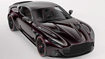 2019 Aston Martin DBS Superleggera – TAG Heuer Edition