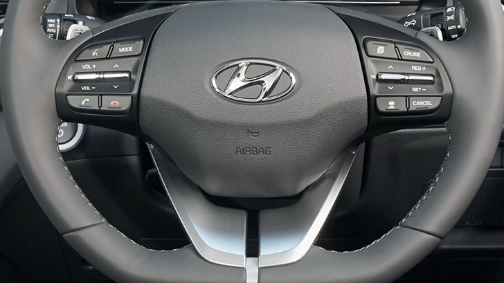 Hyundai Pioneers First Multi-Collision Airbag System