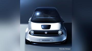 Honda Urban EV To Make Near-Ready Showing In Geneva –Gallery