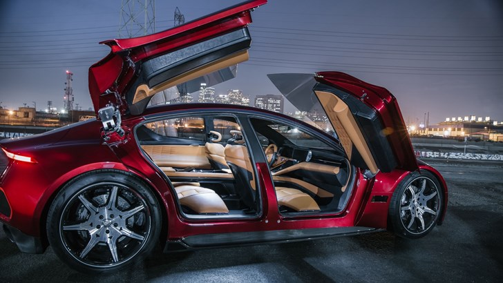 Fisker EVs Set To Return 2021, Sub-$60k – Gallery