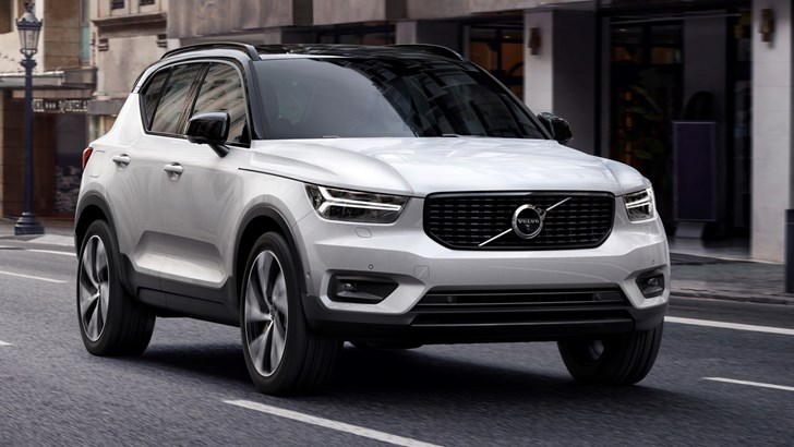 2019 Volvo XC40 – Review Gallery