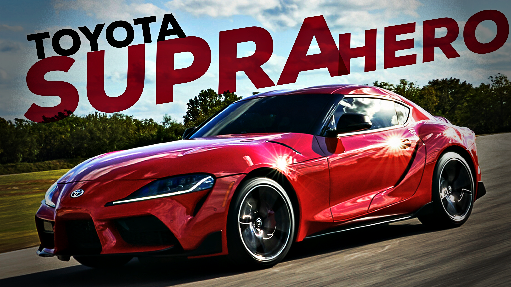 Toyota Supra, Easily Capable Of 7:40 Around Nurburgring