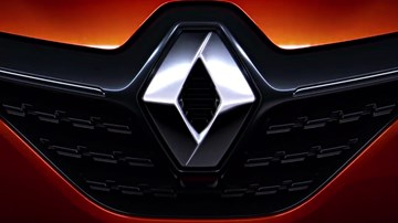 2019 Renault Clio –Teasers