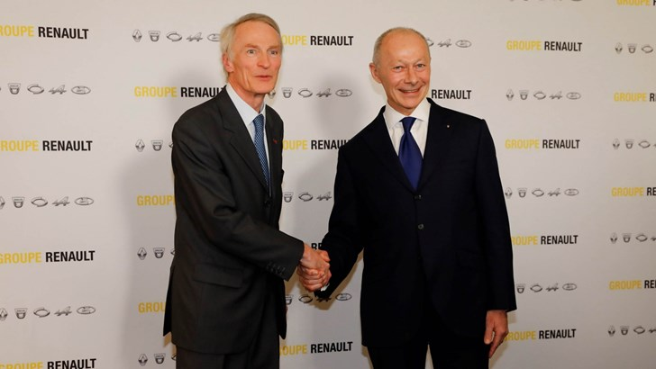 Ghosn Relinquishes Renault Positions, Successors Named – Gallery