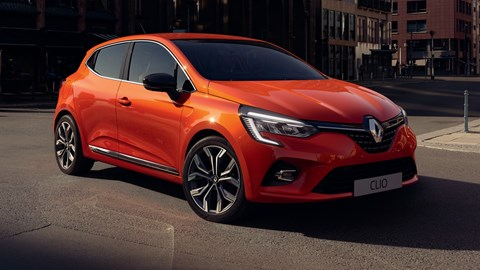 '19 Renault Clio Brings Its A-Game To The Fore