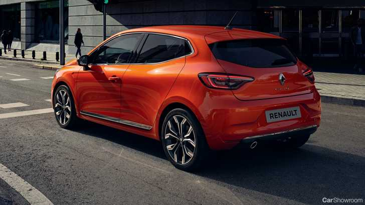 News All New Renault Clio Mk5 Brings A Game To The Fore