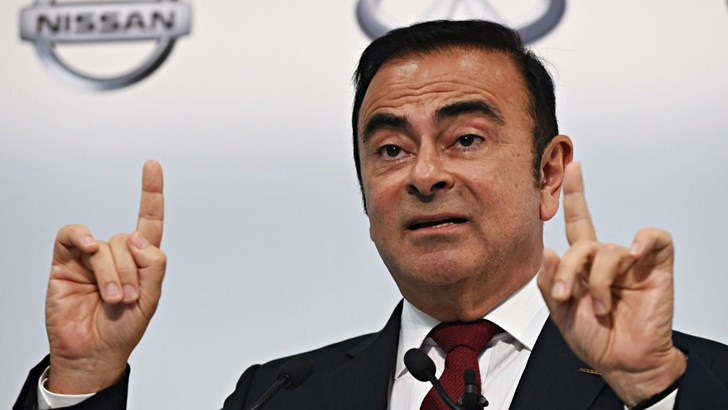 """Carlos Ghosn Talks Of """"Plot & Treason,"""" And """"Distortion Of Reality"""" – Gallery"""