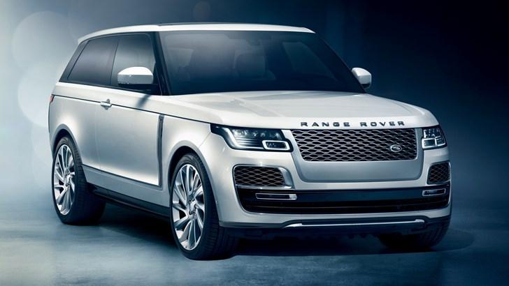 $430k Range Rover SV Coupe Declared Stillborn –Gallery