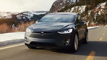 Tesla Brings Entry-Level Model S & X Variants –Gallery