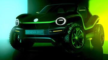 Volkswagen Bringing Buggy Back For Geneva 2019 –Gallery