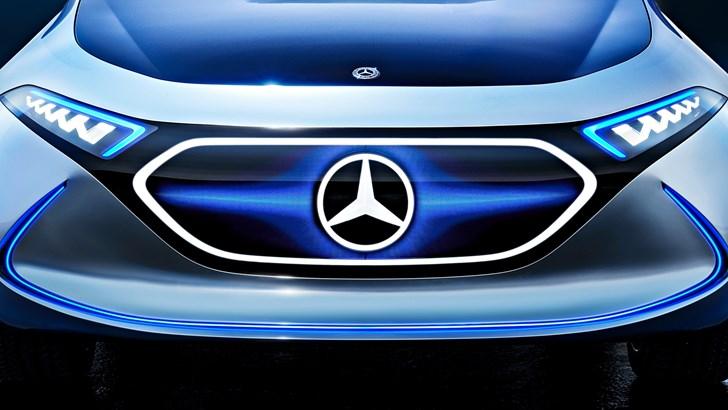 Mercedes-Benz 'EQV' Concept Van Coming To Geneva – Gallery