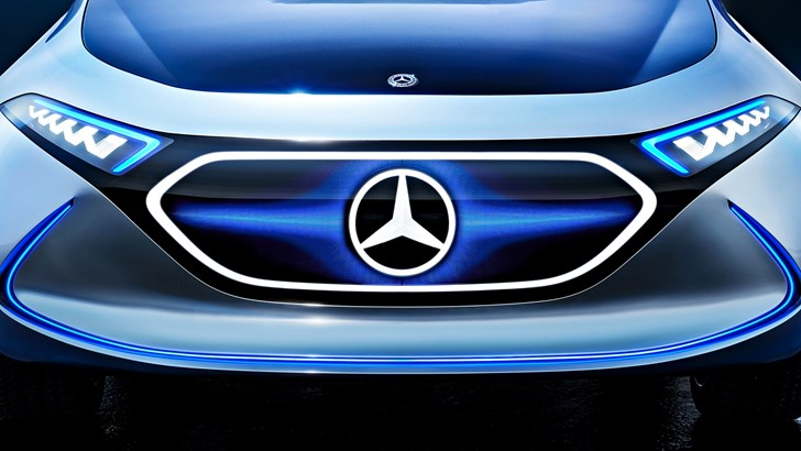 Mercedes-Benz 'EQV' Concept Van Coming To Geneva – Gallery