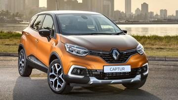 2019 Renault Captur Brings 1.3-Litre Mill (Almost) Range-Wide – Gallery