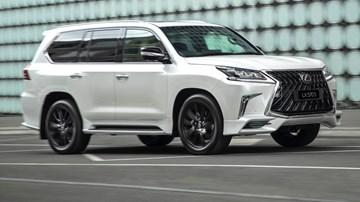 Lexus Mulling Sportier 'F' SUVs–Gallery