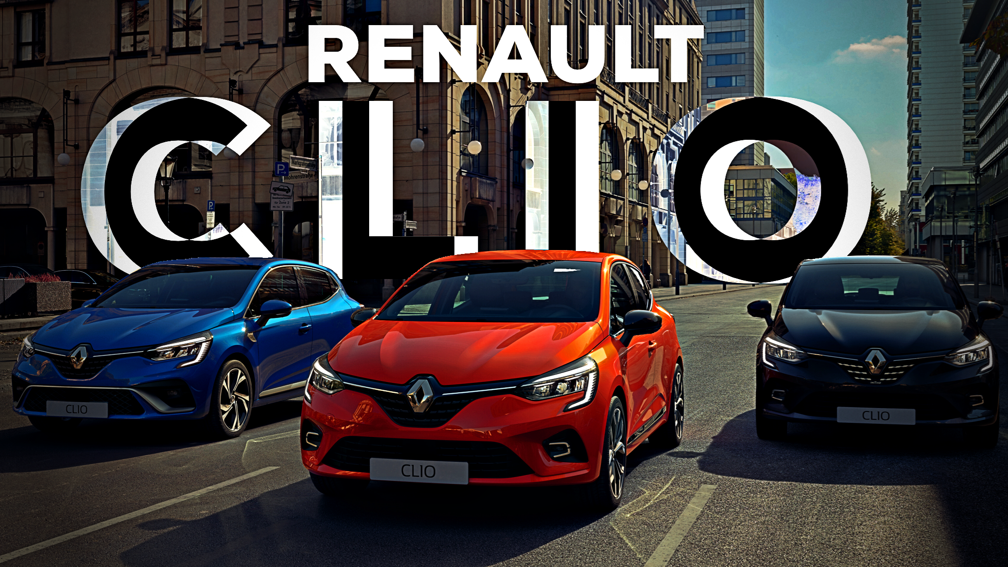 All-New Renault Clio (Mk5) Brings A-Game To The Fore