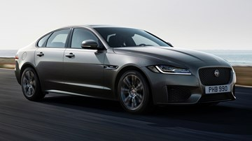Jaguar XF, XF Sportbrake Get Chequered Flag Edition For 2019 – Gallery