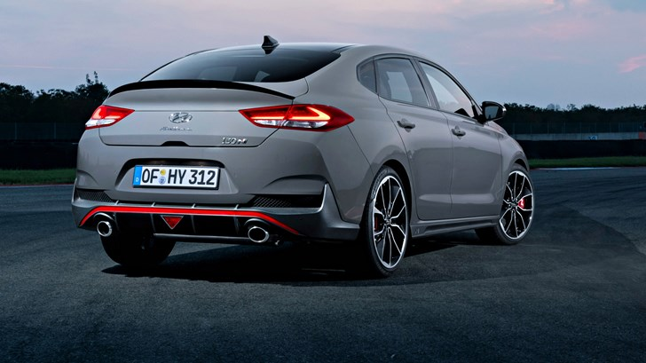 News Hyundai Confirms Arrival Of I30 Fastback N In March April
