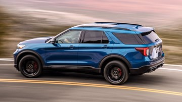 The 2020 Ford Explorer ST Deserves Local Limelight