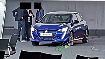 '20 Peugeot 208 To Debut With EV Version From The Get-Go –Gallery
