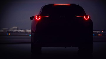 Mazda Teases New 'CX-4' Before Geneva – Gallery