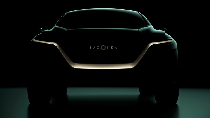 Aston Martin Bringing Lagonda All-Terrain To Geneva – Gallery