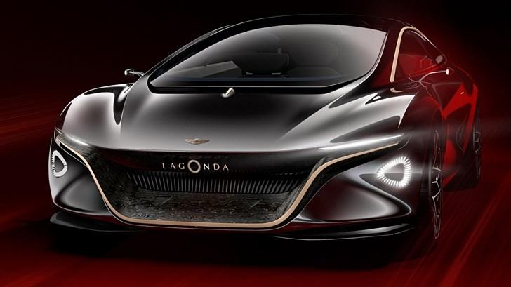 Aston Martin Bringing Lagonda All-Terrain To Geneva –Gallery