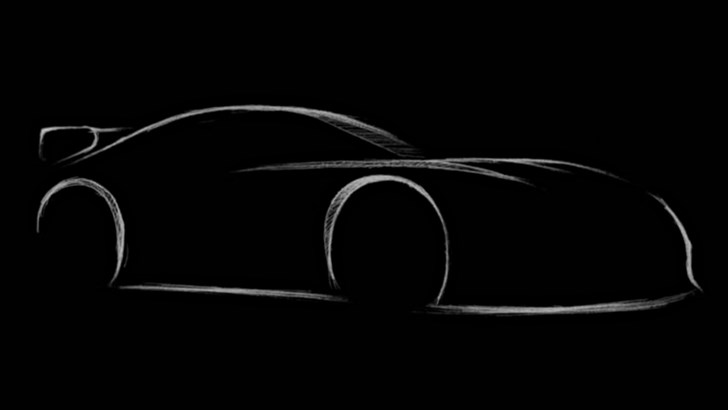 Toyota Teases GR Supra TRD Performance Line Concept – Gallery