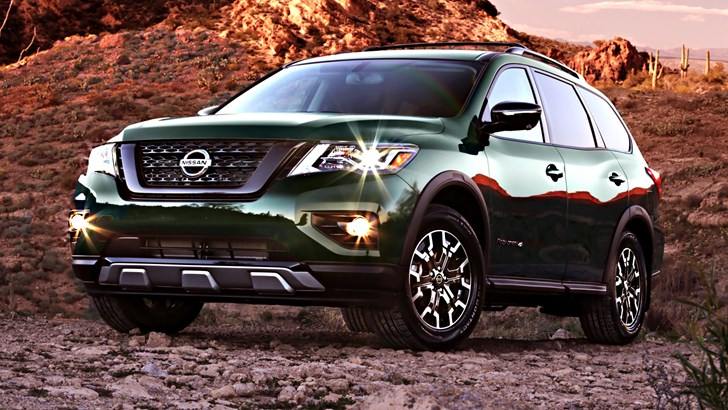 2019 Nissan Pathfinder Rock Creek Edition (US-Market)
