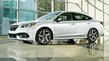 2019 Subaru Liberty –US Market
