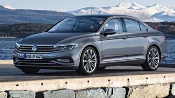 Volkswagen Debuts 2020 Passat –Gallery