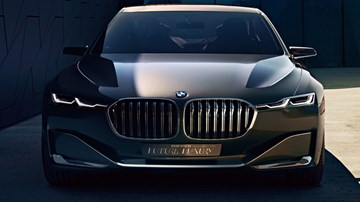BMW Says 'Nein' To 9er, But 'Ja' To i7 – Gallery