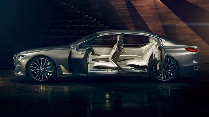 BMW Says 'Nein' To 9er, But 'Ja' To i7 – Gallery