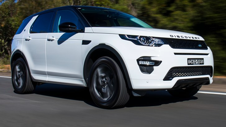 Land Rover To Introduce Refreshed Discovery Sport This Year –Gallery