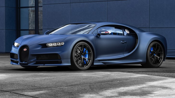 2019 Bugatti Chiron Sport – 110 ans Bugatti