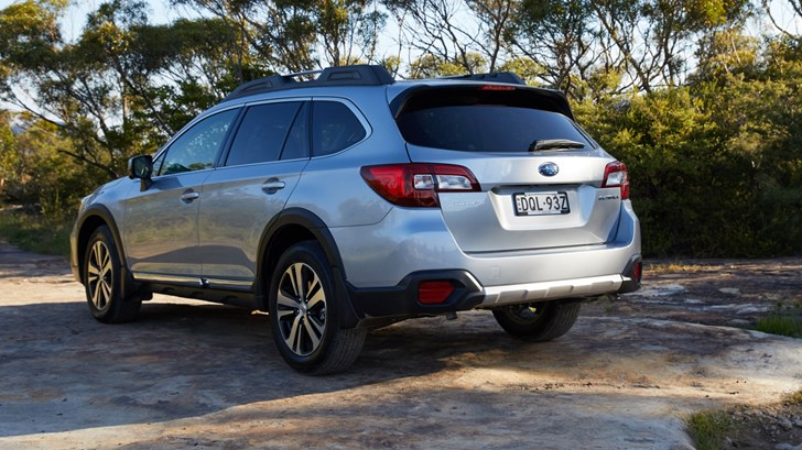 Subaru Confirms All-New Outback –Gallery