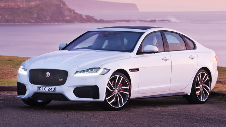 Jaguar XE & XF May Turn Into One Electrified Model –Gallery