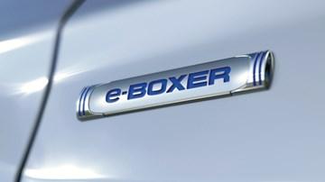 Subaru Bringing MHEV 'e-Boxer' To Geneva – Gallery