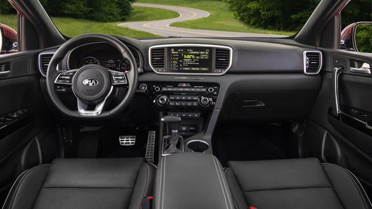 2019 Kia Sportage SX Turbo –US Market
