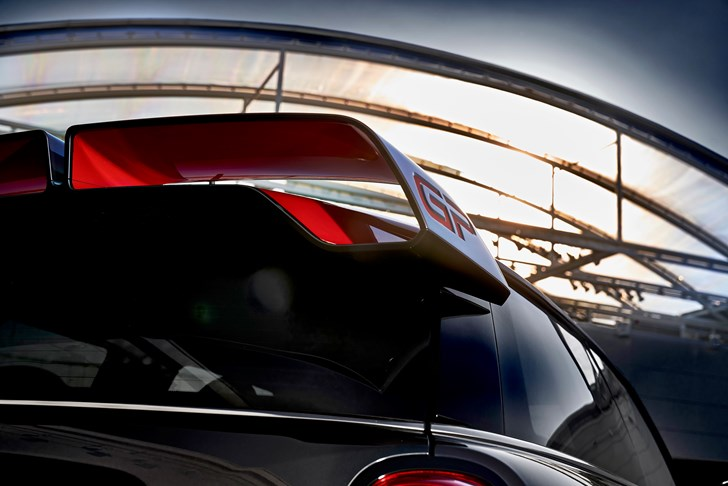 MINI Teases Racy JCW GP With More Than 220kW