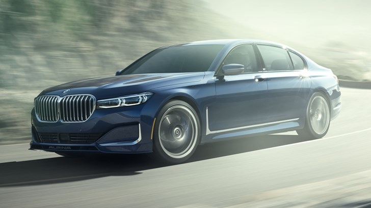 Alpina Reveals The New B7 - A 447kW, 330km/h 7 Series