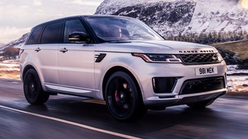 Range Rover Sport HST –All About The Engine