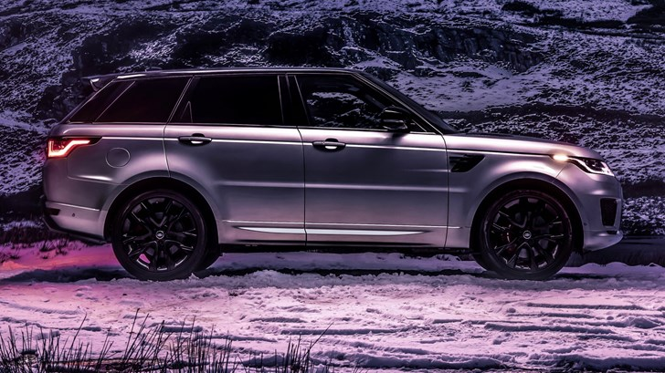 Range Rover Sport HST – All About The Engine