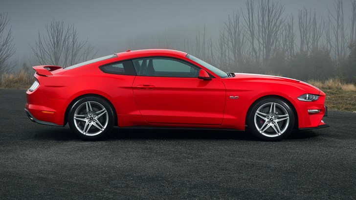 Ford To Add 3rd Engine Between Mustang EcoBoost & V8?