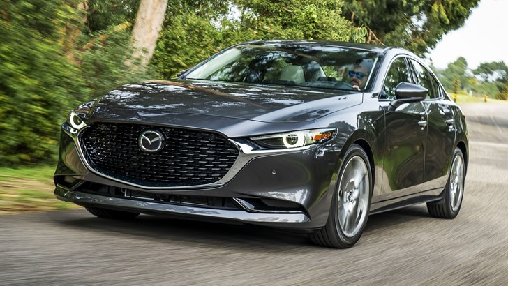 2019 Mazda 3 Detailed For Europe – Gallery