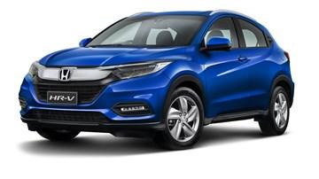 2019 Honda HR-V +Luxe