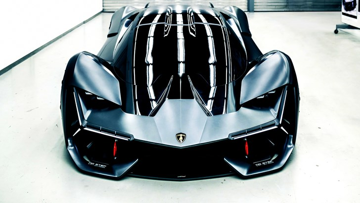 """Lamborghini's First Hybrid Allegedly """"Months Away"""" –Gallery"""