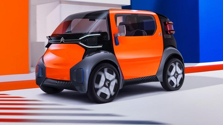 2019 Citroen Ami One Concept